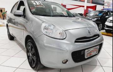 Nissan S Rio 1.6 16V Flex Fuel 5p