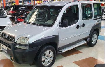 Fiat Doblo 1.8 MPi Adventure 8v