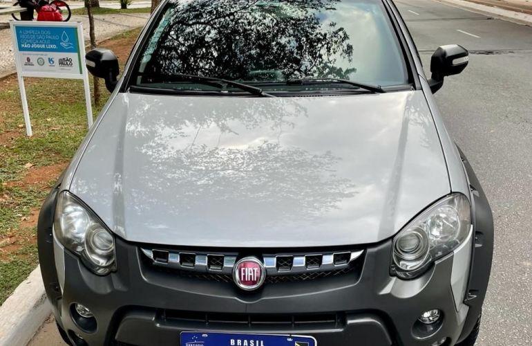 Fiat Strada 1.8 MPi Adventure CD 16v - Foto #2