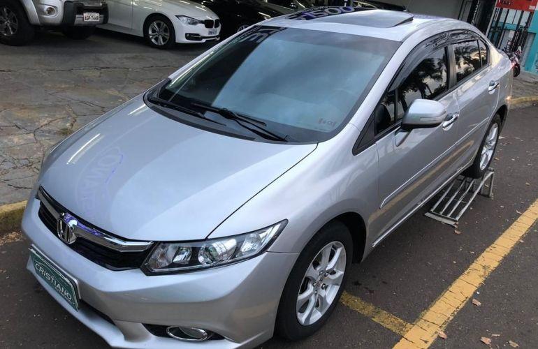 Honda Civic 2.0 Exr 16v - Foto #1