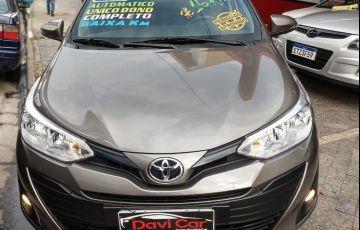 Toyota Yaris 1.5 16V Sedan Xl Multidrive - Foto #2