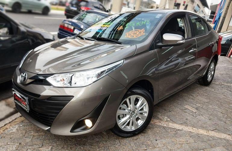 Toyota Yaris 1.5 16V Sedan Xl Multidrive - Foto #4