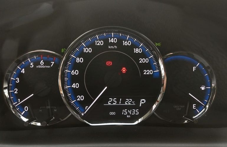Toyota Yaris 1.5 16V Sedan Xl Multidrive - Foto #9