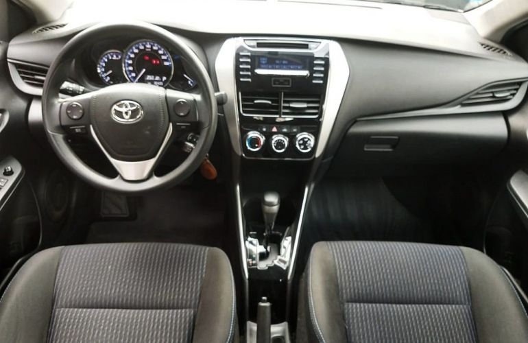 Toyota Yaris 1.5 16V Sedan Xl Multidrive - Foto #10