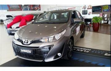Toyota Yaris 1.5 16V Xls Connect Multidrive