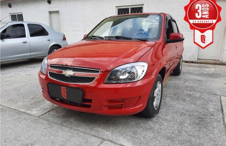 Chevrolet Celta 1.0 MPFi LT 8V Flex 4p Manual - Foto #1
