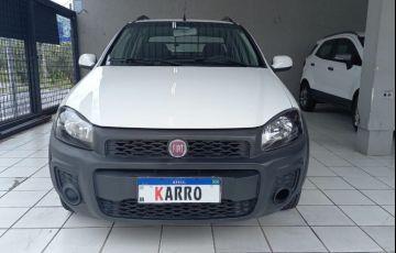 Fiat Strada 1.4 MPi Working CD 8v - Foto #2