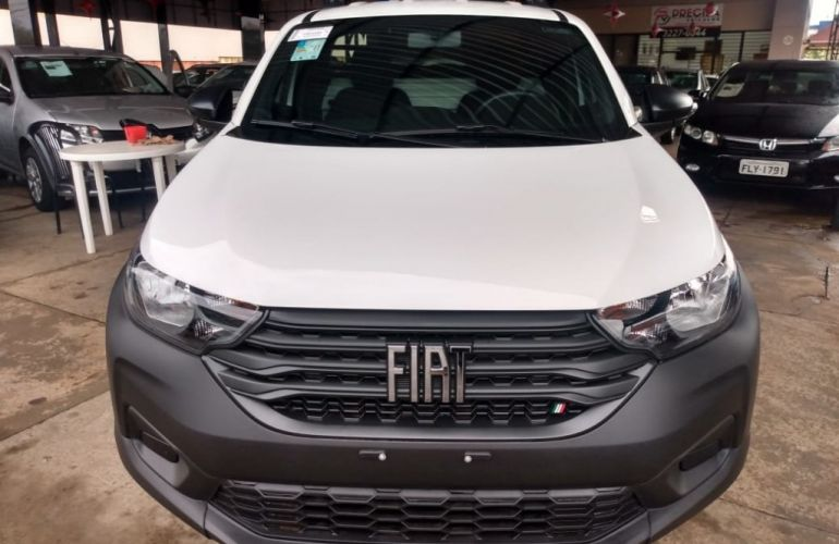 Fiat Strada Cabine Plus Endurance - Foto #2