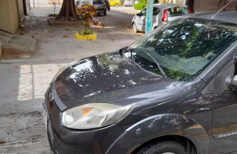 Ford Fiesta Hatch Rocam 1.6 (Flex) - Foto #2