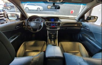 Honda Accord 2.4 EX 16v - Foto #5