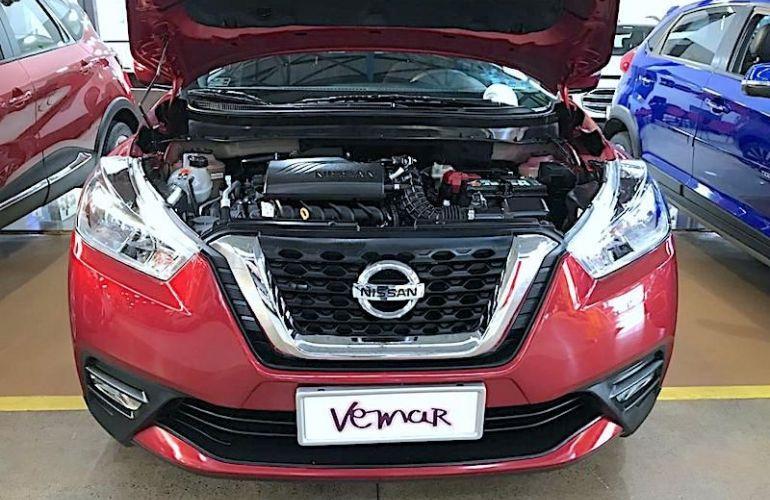 Nissan Kicks 1.6 16V Flexstart Sv - Foto #4