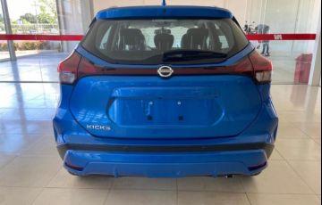 Nissan Kicks 1.6 16V Flexstart Advance - Foto #5