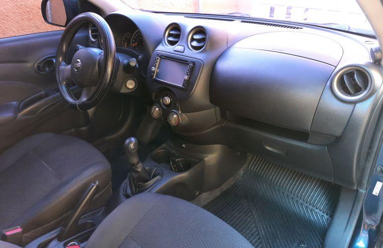 Nissan Versa 1.6 16V SV - Foto #6