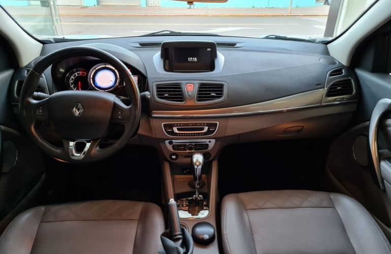 Renault Fluence 2.0 16V Privilege (Aut) (Flex) - Foto #9