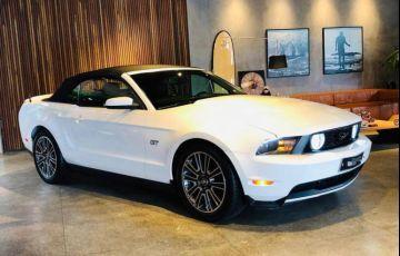 Ford Mustang GT Conversível