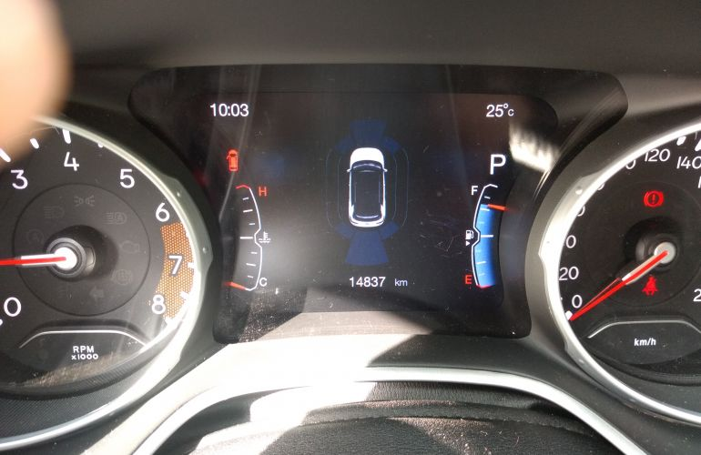 Jeep Compass 2.0 Longitude (Aut) - Foto #7