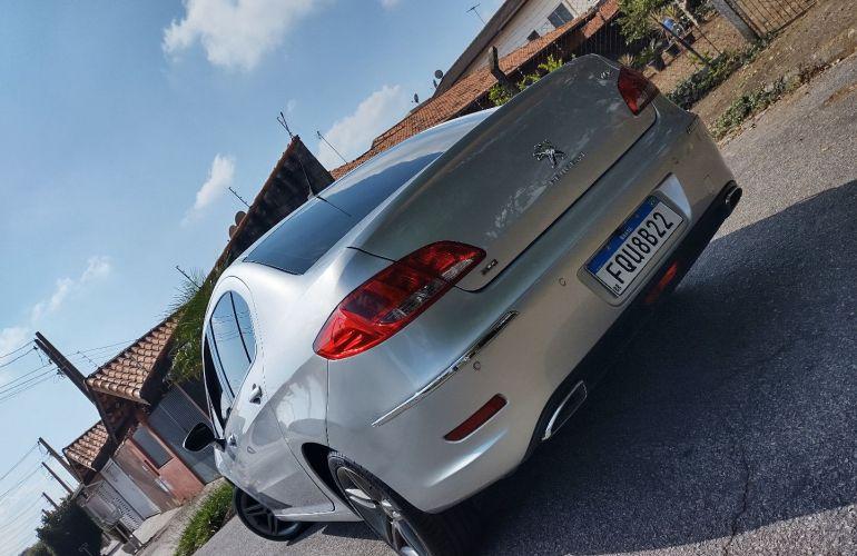 Peugeot 408 Griffe 1.6 THP (Aut) - Foto #7