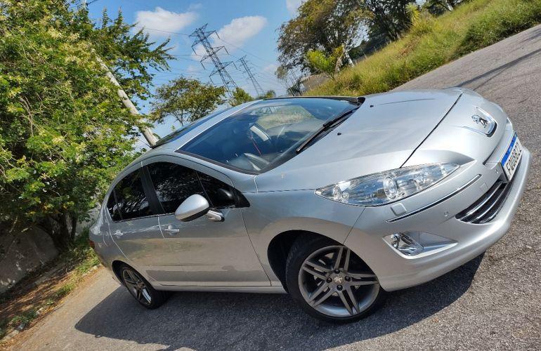 Peugeot 408 Griffe 1.6 THP (Aut) - Foto #9