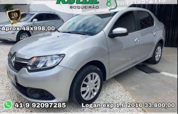 Renault Logan Expression 1.6 16V Hi-Flex