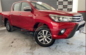 Toyota Hilux 2.8 TDI CD SRX 4x4 (Aut)