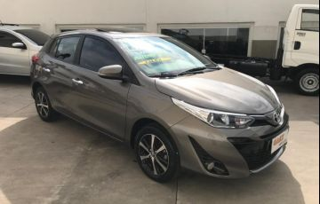 Toyota Yaris 1.5 16V Xls Multidrive - Foto #3