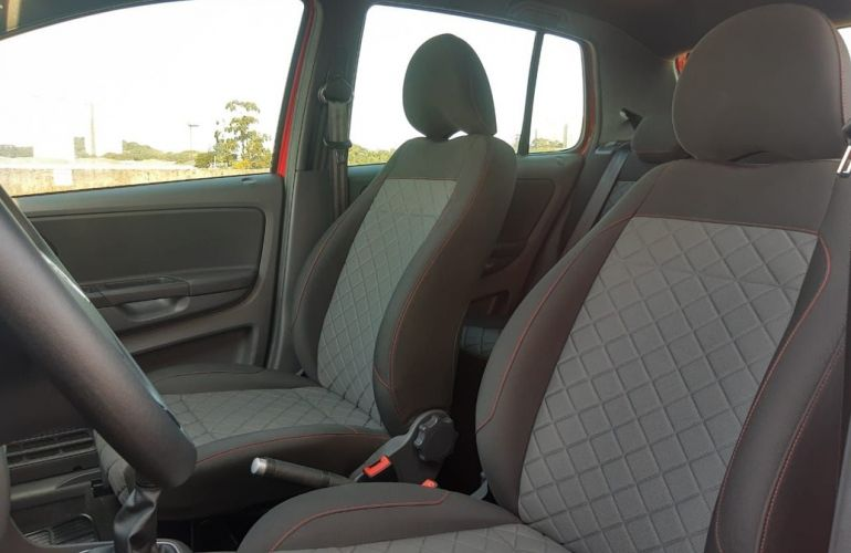 Volkswagen Fox 1.6 Msi Total Xtreme - Foto #10