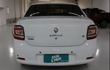 Renault Logan Expression 1.6 8V Hi-Flex - Foto #5