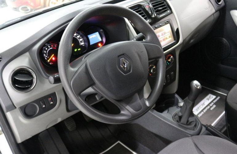 Renault Logan Expression 1.6 8V Hi-Flex - Foto #7