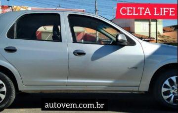 Chevrolet Celta 1.0 MPFi Life 8v - Foto #2