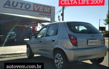 Chevrolet Celta 1.0 MPFi Life 8v - Foto #3