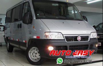 Fiat Ducato 2.3 Minibus 16 Lugares 16V Turbo Intercooler