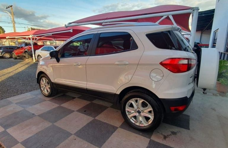 Ford Ecosport 2.0 Titanium 16v - Foto #4