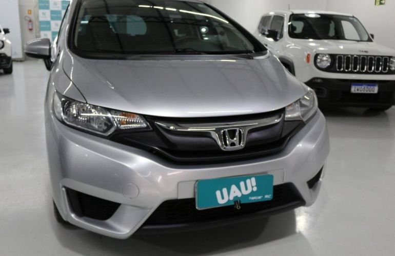 Honda Fit LX 1.4 8V Flex - Foto #2