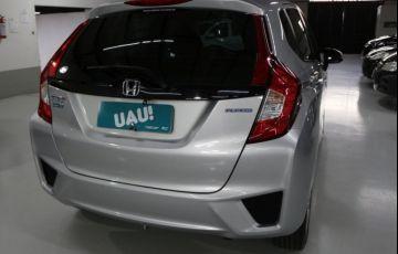 Honda Fit LX 1.4 8V Flex - Foto #4