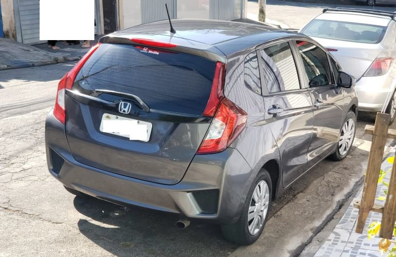 Honda Fit 1.5 16v DX (Flex) - Foto #5