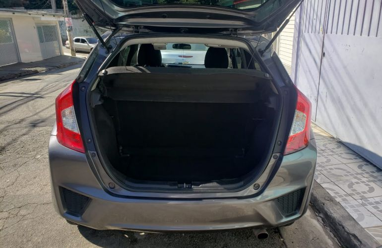 Honda Fit 1.5 16v DX (Flex) - Foto #8