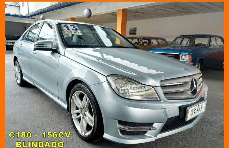 Mercedes-Benz C 180 1.6 Cgi Sport 16V Turbo - Foto #1