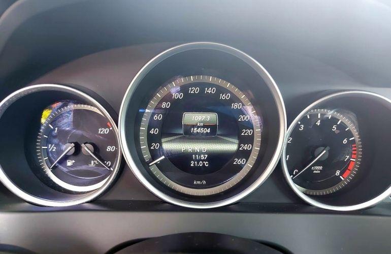 Mercedes-Benz C 180 1.6 Cgi Sport 16V Turbo - Foto #8