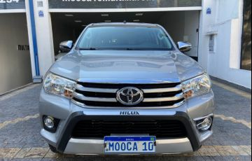 Toyota Hilux 2.7 Srv 4x4 CD 16v - Foto #3