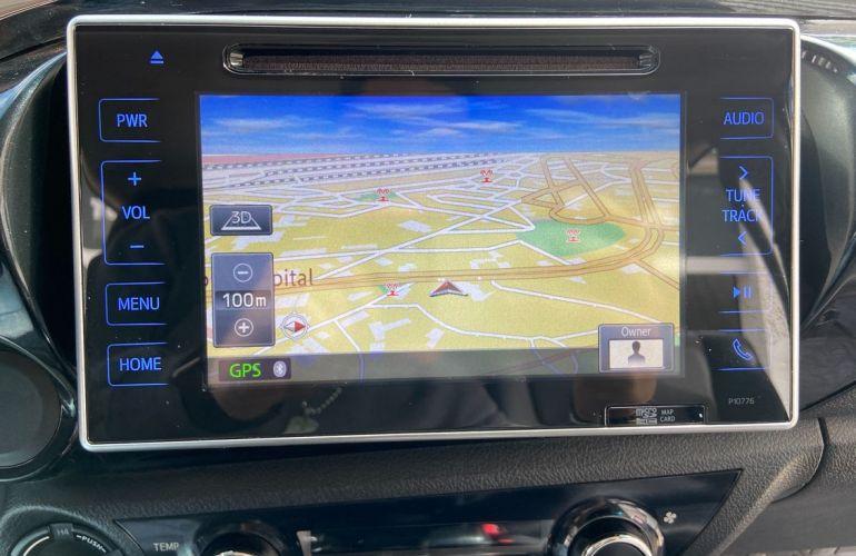 Toyota Hilux 2.7 Srv 4x4 CD 16v - Foto #8