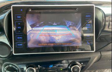 Toyota Hilux 2.7 Srv 4x4 CD 16v - Foto #9