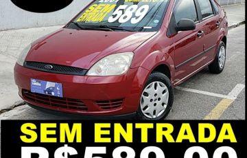 Ford Fiesta 1.6 MPi Sedan 8v