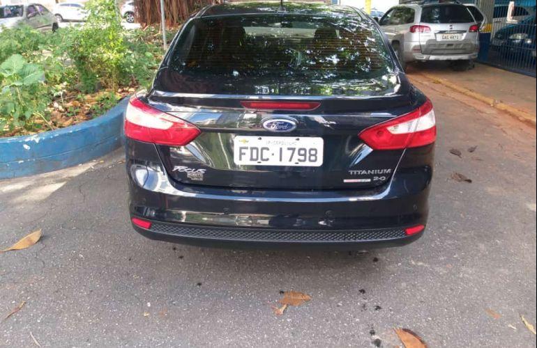 Ford Focus Sedan Titanium 2.0 16V PowerShift - Foto #9