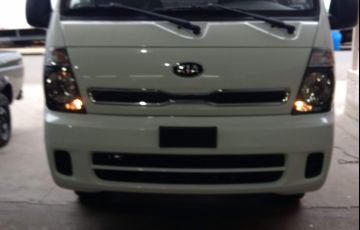 Kia Bongo 2.5 STD RS Sem Carroceria K788 - Foto #5