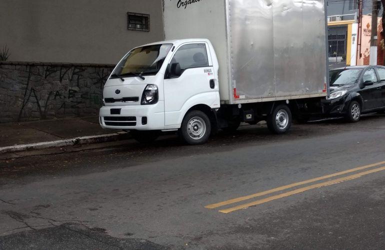 Kia Bongo 2.5 STD RS Sem Carroceria K788 - Foto #6