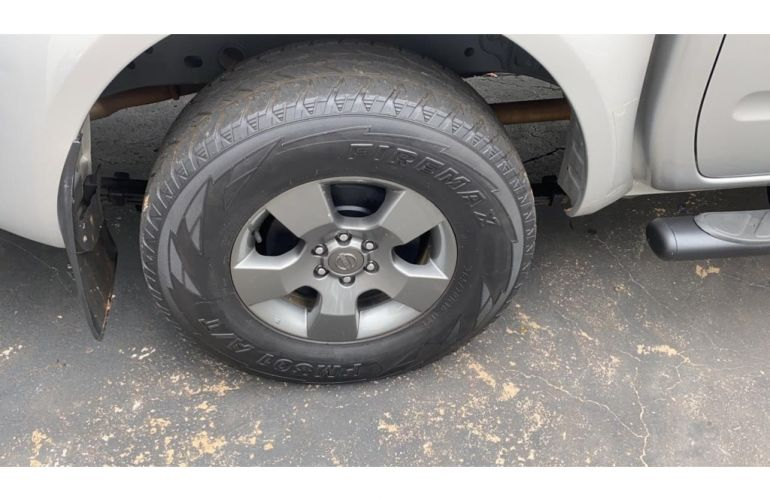 Nissan Frontier SE Attack 2.5 4x2 (Cab.Dupla) - Foto #5