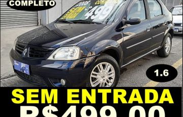Renault Logan 1.6 Privilege 16v