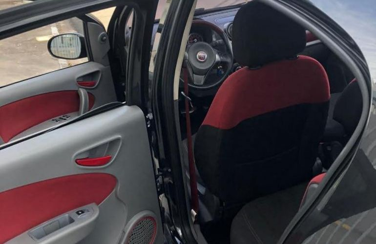 Fiat Palio Sporting 1.6 16V Dualogic (Flex) - Foto #10