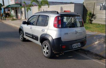 Fiat Uno Way 1.0 8V (Flex) 4p