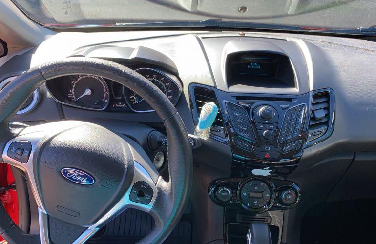 Ford New Fiesta Titanium 1.6 16V PowerShift - Foto #10